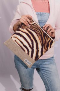 Safari Foldover Bag