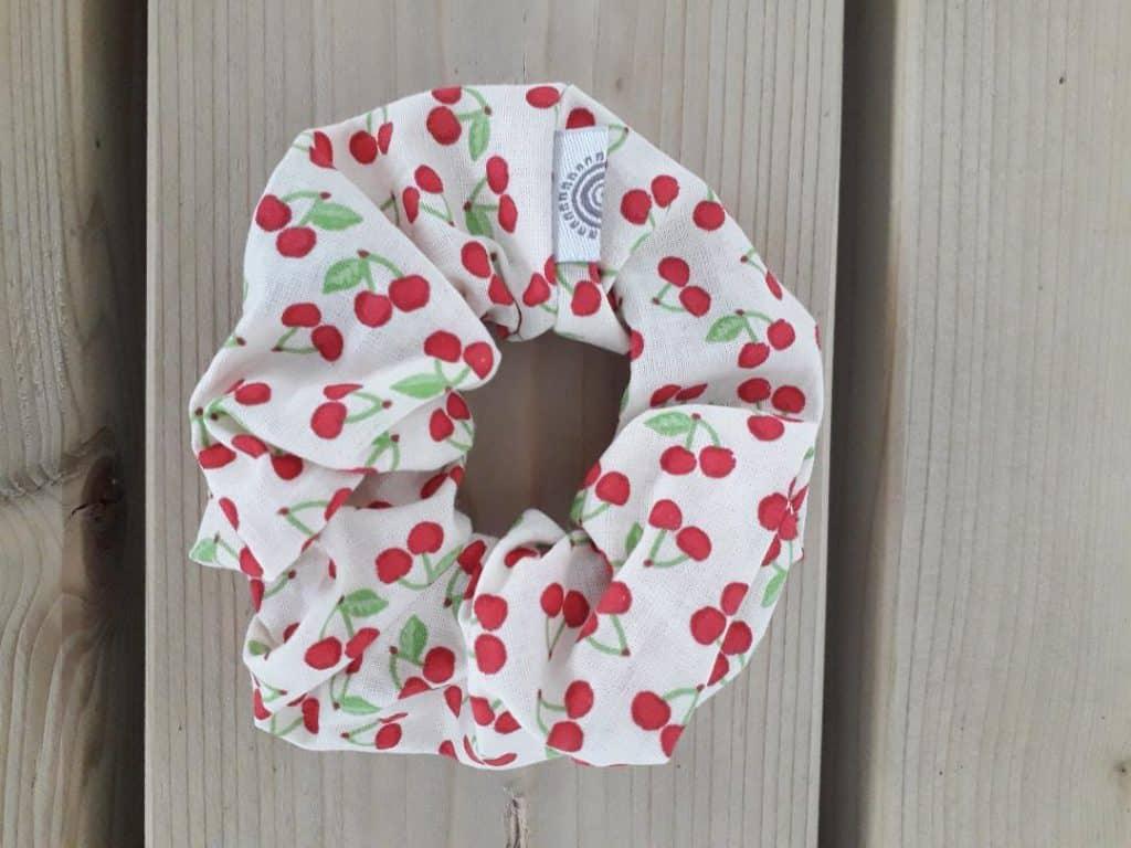 Cherry Scrunchy