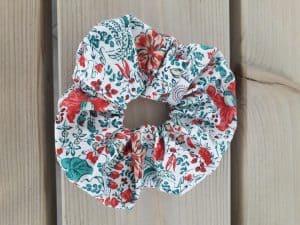Flower Scrunchy