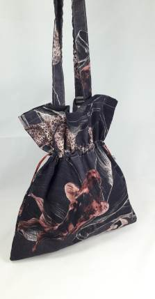 The Lady Bucket Tote Bag