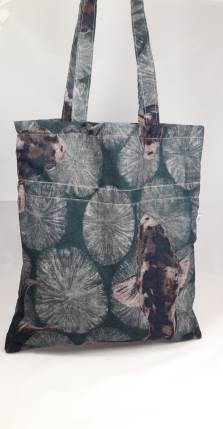 Lily Bucket Tote Bag