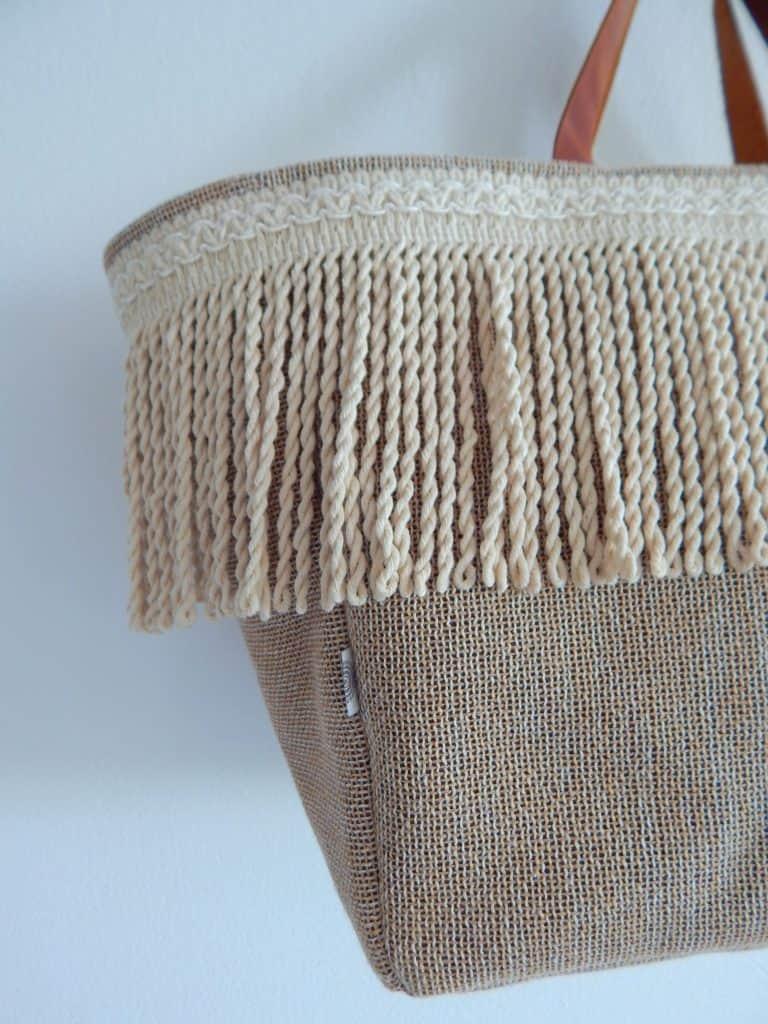 Fringe Basket