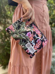 Black Flamingo Small Bag