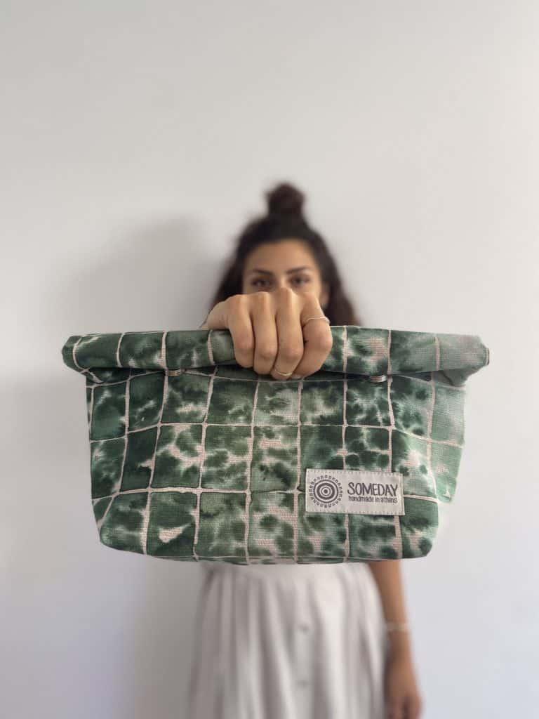 Fern Lunch Bag