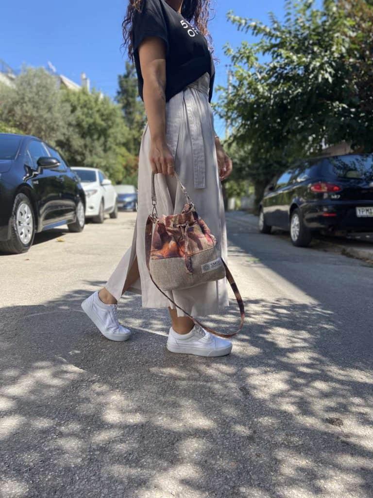 Basilo Bucket Bag