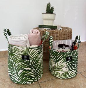 Leaves Basket Medium