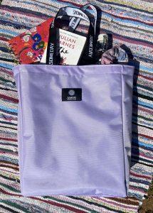 Tote Bag Purple