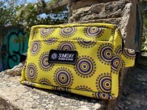 Yellow Sun Belly Bag